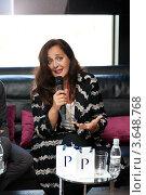 Анжела Миссони (Angela Missoni) (2012 год). Редакционное фото, фотограф Дмитрий Краснов / Фотобанк Лори