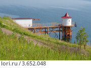 Купить «Биостанция, поселок Листвянка, озеро Байкал», фото № 3652048, снято 27 июня 2012 г. (c) Некрасов Андрей / Фотобанк Лори