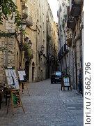 Купить «Утро в Жироне, Каталония, Испания», фото № 3662796, снято 15 июля 2011 г. (c) Максим Шустов / Фотобанк Лори