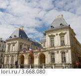 Купить «Здание мэрии (Отель-де-Виль,1651 г.) в историческом центре Лиона (объект ЮНЕСКО), Франция.», фото № 3668080, снято 13 июля 2012 г. (c) Иван Марчук / Фотобанк Лори