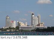 Сиамский залив, Паттайя, Таиланд (2011 год). Редакционное фото, фотограф Рачия Арушанов / Фотобанк Лори