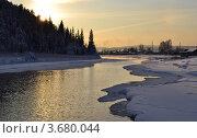 Красота Сибири. Стоковое фото, фотограф Юлия Науменко / Фотобанк Лори