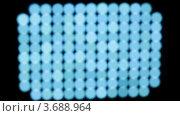 Купить «Крутящийся прожектор в расфокусе», видеоролик № 3688964, снято 9 июля 2010 г. (c) Losevsky Pavel / Фотобанк Лори