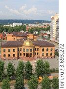 Купить «Кемеровское епархиальное управление», фото № 3693272, снято 3 июля 2012 г. (c) Константин Челомбитко / Фотобанк Лори