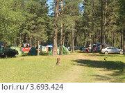 Купить «Палаточный лагерь в горном курорте «Архыз». КЧР.», эксклюзивное фото № 3693424, снято 21 июля 2012 г. (c) Rekacy / Фотобанк Лори