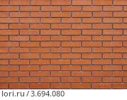 Кирпичная стена. Стоковое фото, фотограф Андрей Артемьев / Фотобанк Лори