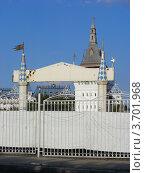 Измайловский кремль. Москва (2012 год). Редакционное фото, фотограф lana1501 / Фотобанк Лори