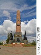 Купить «Уфа. Монумент Дружбы народов», фото № 3702808, снято 28 июля 2012 г. (c) Анатолий Ефимов / Фотобанк Лори