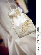 Свадебная сумочка. Стоковое фото, фотограф Анна Лисовская / Фотобанк Лори