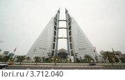 Купить «Торговый центр в Манаме, Бахрейн», видеоролик № 3712040, снято 4 ноября 2010 г. (c) Losevsky Pavel / Фотобанк Лори