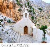 Церковь Святого Николая, Крит, Греция (2011 год). Стоковое фото, фотограф Алла Ушакова / Фотобанк Лори