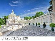 Купить «Меншиковский дворец в Санкт-Петербурге, Россия», фото № 3722220, снято 4 июля 2012 г. (c) Vitas / Фотобанк Лори