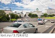 Москва, центр (2012 год). Редакционное фото, фотограф Екатерина Романова / Фотобанк Лори