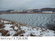 Городищенское озеро, Старый Изборск (2012 год). Редакционное фото, фотограф Алексей Алексеев / Фотобанк Лори