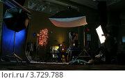 Купить «Международная конференция STOCKinRUSSIA10 (Таймлапс)», видеоролик № 3729788, снято 12 декабря 2010 г. (c) Losevsky Pavel / Фотобанк Лори