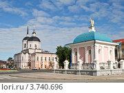 Иверская часовня. Томск (2010 год). Стоковое фото, фотограф Rumo / Фотобанк Лори