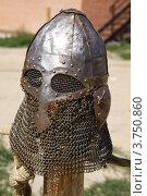 Древний шлем. Стоковое фото, фотограф Павел Каменских / Фотобанк Лори