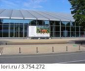 Купить «Экоцентр «Сокольники». Парк «Сокольники». Москва», эксклюзивное фото № 3754272, снято 5 августа 2012 г. (c) lana1501 / Фотобанк Лори