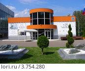 Купить «Современный музей каллиграфии. Парк «Сокольники». Москва», эксклюзивное фото № 3754280, снято 5 августа 2012 г. (c) lana1501 / Фотобанк Лори