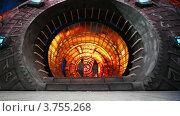 Купить «Девушка с парнем идут через туннель», видеоролик № 3755268, снято 25 ноября 2011 г. (c) Losevsky Pavel / Фотобанк Лори