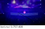 Купить «Популярный датский диджей Armin Van Buuren на сцене», видеоролик № 3757408, снято 17 декабря 2011 г. (c) Losevsky Pavel / Фотобанк Лори