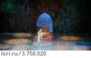 Купить «Театр Новая Опера», видеоролик № 3758020, снято 31 октября 2011 г. (c) Losevsky Pavel / Фотобанк Лори