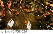 Купить «Театр Новая Опера», видеоролик № 3758024, снято 15 октября 2011 г. (c) Losevsky Pavel / Фотобанк Лори