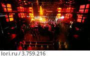Купить «DJ SMASH в клубе Imperia Lounge», видеоролик № 3759216, снято 8 октября 2011 г. (c) Losevsky Pavel / Фотобанк Лори