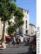 Купить «Улицы города Антиб, регион Прованс, Франция», фото № 3762596, снято 12 июня 2010 г. (c) ElenArt / Фотобанк Лори