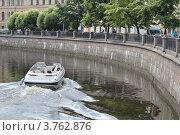 Купить «Канал Грибоедова в Петербурге», эксклюзивное фото № 3762876, снято 17 августа 2012 г. (c) Александр Алексеев / Фотобанк Лори