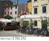 Купить «Виды города Ровинь. Хорватия. Европа», эксклюзивное фото № 3765372, снято 23 января 2020 г. (c) lana1501 / Фотобанк Лори