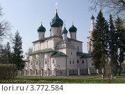 Купить «Церковь Ильи Пророка в Ярославле», фото № 3772584, снято 8 мая 2012 г. (c) Елена Гаврилова / Фотобанк Лори
