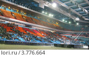 Купить «Зрители уходят после концерта(таймлапс)», видеоролик № 3776664, снято 1 февраля 2012 г. (c) Losevsky Pavel / Фотобанк Лори