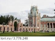 """Царицыно - """"прянечный парк """" в Москве (2012 год). Редакционное фото, фотограф Влад ЩЧ / Фотобанк Лори"""