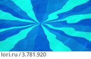 Купить «Полосатое дно под водой в бассейне», видеоролик № 3781920, снято 16 июля 2012 г. (c) Losevsky Pavel / Фотобанк Лори