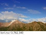 Горный пейзаж. Стоковое фото, фотограф Антон Жигаев / Фотобанк Лори