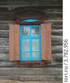 Ставни старого дома (2012 год). Стоковое фото, фотограф Никонович Светлана / Фотобанк Лори