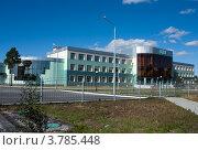 Когалымское профессиональное училище (2012 год). Редакционное фото, фотограф Бордачёва Светлана / Фотобанк Лори
