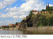 Набережная Праги (2012 год). Стоковое фото, фотограф Чихний Анастасия / Фотобанк Лори