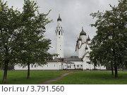 Купить «Храм Святого Апостола Петра в Санкт-Петербурге», фото № 3791560, снято 29 августа 2012 г. (c) Александр Секретарев / Фотобанк Лори