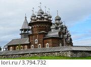 Купить «Кижи, русский север», фото № 3794732, снято 25 августа 2012 г. (c) Овчинникова Ирина / Фотобанк Лори