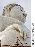 Большой Будда на Пхукете, Таиланд, фото № 3796700, снято 21 декабря 2010 г. (c) Эдуард Паравян / Фотобанк Лори
