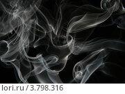 Дым. Стоковое фото, фотограф Виталий Першин / Фотобанк Лори