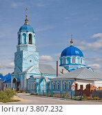 Купить «Усмань. Успенский храм.», фото № 3807232, снято 22 марта 2019 г. (c) Алексей Шаповалов (Стерх) / Фотобанк Лори