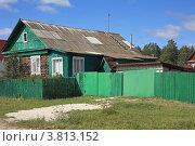 Купить «Виды городка Курлово», эксклюзивное фото № 3813152, снято 1 сентября 2012 г. (c) Игорь Веснинов / Фотобанк Лори