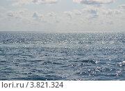 Морская гладь. Стоковое фото, фотограф Александр Онучин / Фотобанк Лори