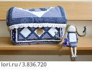 Композиция с игрушками, сделанными из ткани (2010 год). Редакционное фото, фотограф Алексей Макшаков / Фотобанк Лори