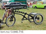 Автоэкзотика 2012 - велосипеды и автомобили. Редакционное фото, фотограф Полина Пчелова / Фотобанк Лори