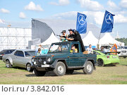 Автоэкзотика 2012 - пираты на автомобиле. Редакционное фото, фотограф Полина Пчелова / Фотобанк Лори