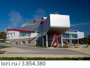 Купить «Новосибирский планетарий», фото № 3854380, снято 9 сентября 2012 г. (c) Matwey / Фотобанк Лори